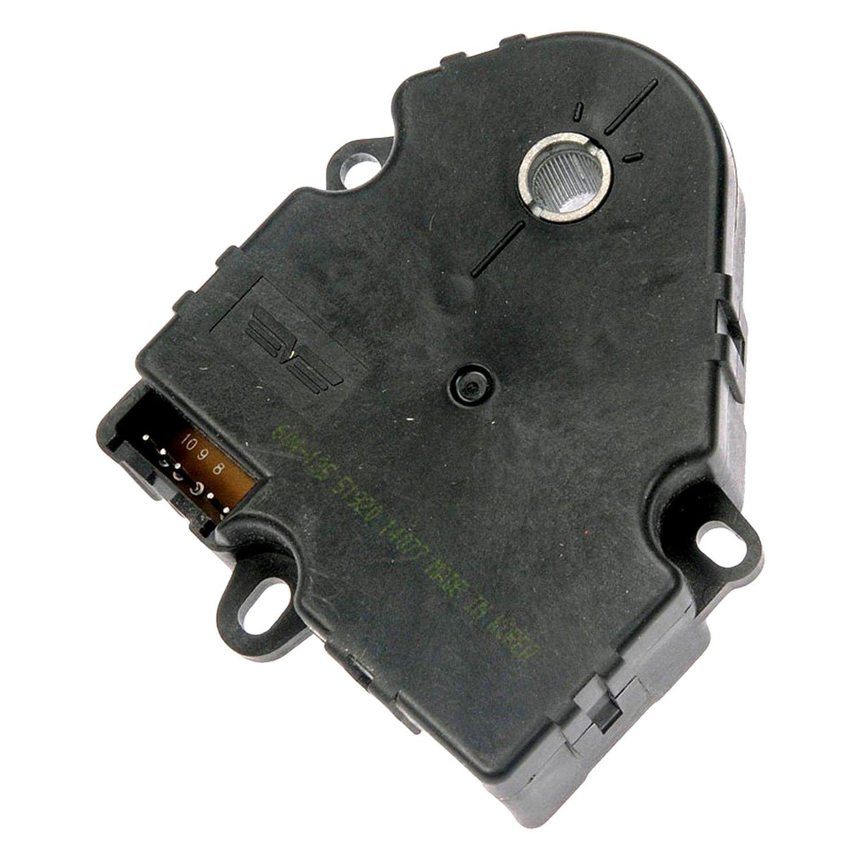 Dorman 174 Chevy Malibu 2009 Hvac Heater Blend Door Actuator