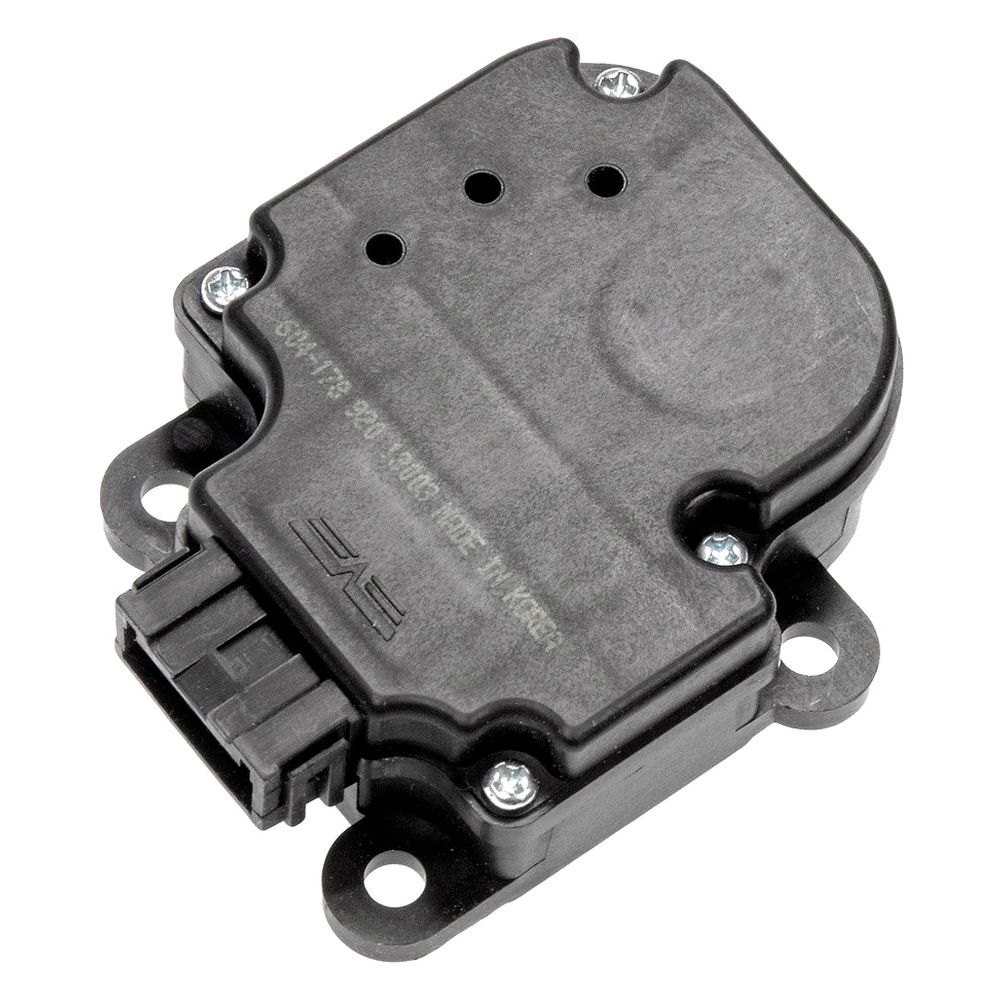 Malibu Lighting Parts >> Dorman® - Pontiac G6 2006-2010 HVAC Heater Blend Door Actuator