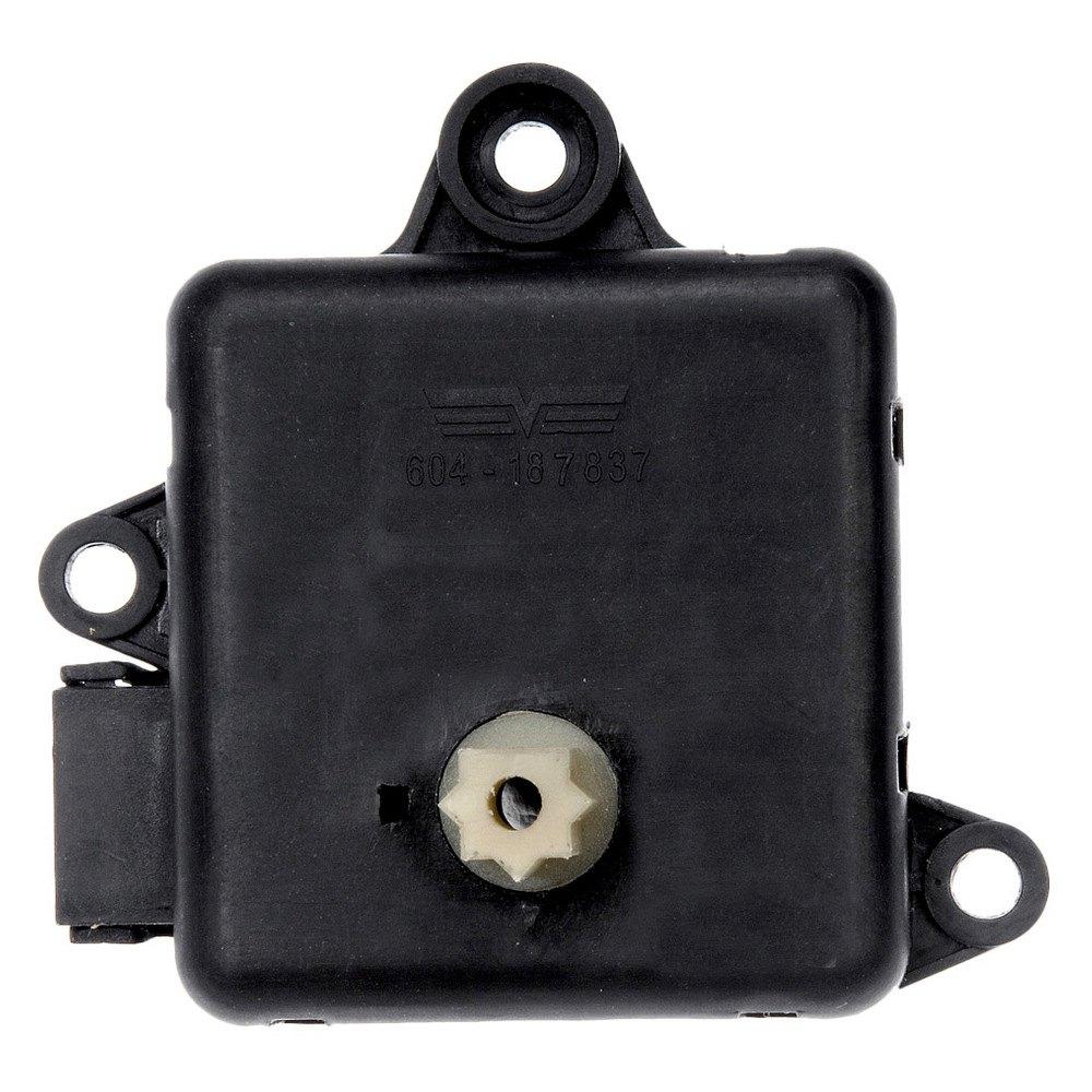 Dorman 604 187 hvac heater blend door actuator ebay for Door actuator
