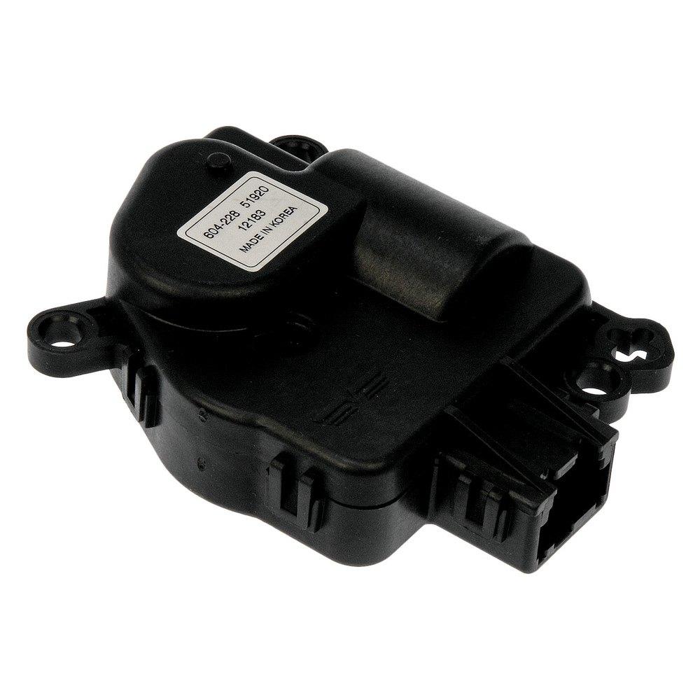 Dorman 174 Ford Taurus 2013 Hvac Heater Blend Door Actuator
