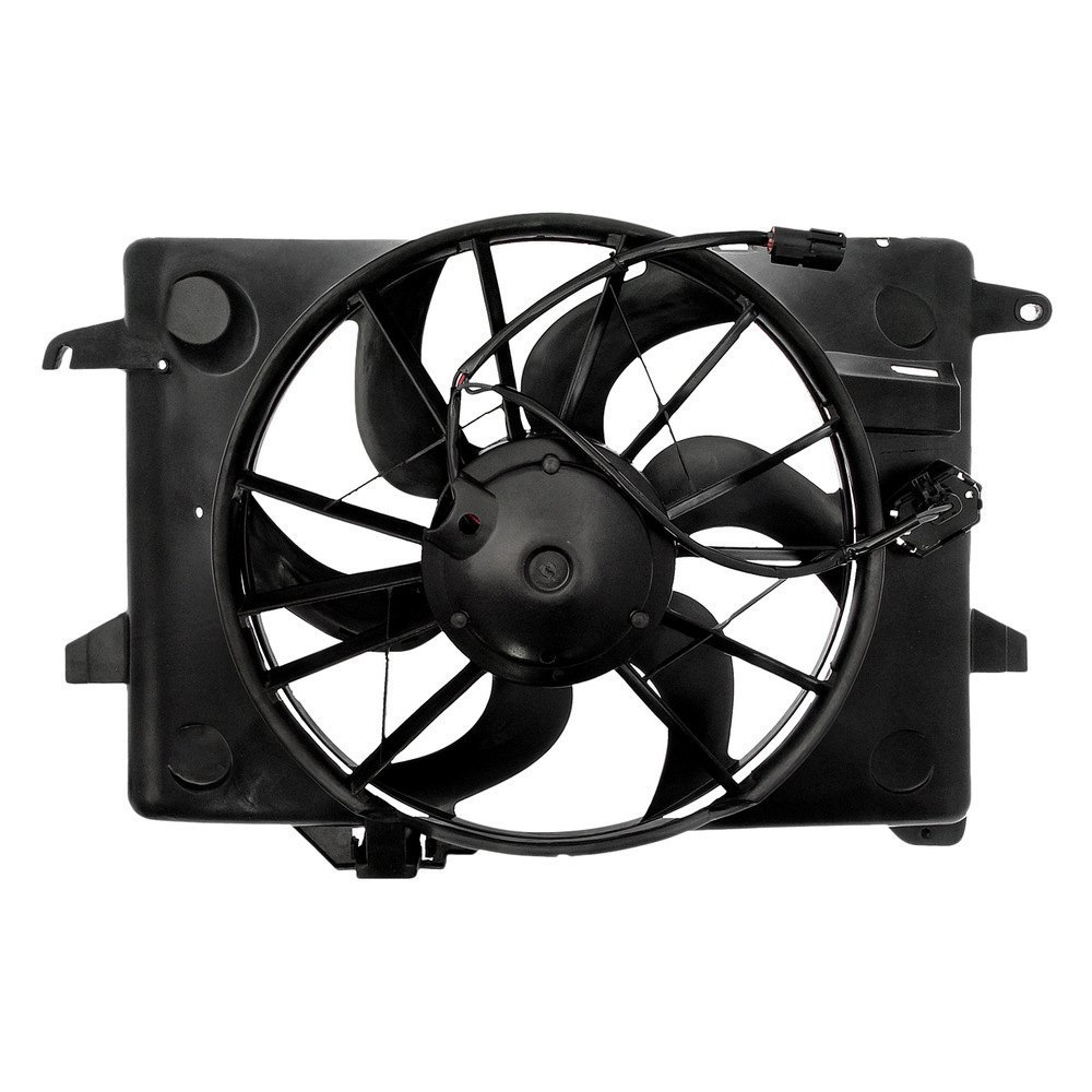 Radiator Cooling Fans : Dorman ford crown victoria cooling fan