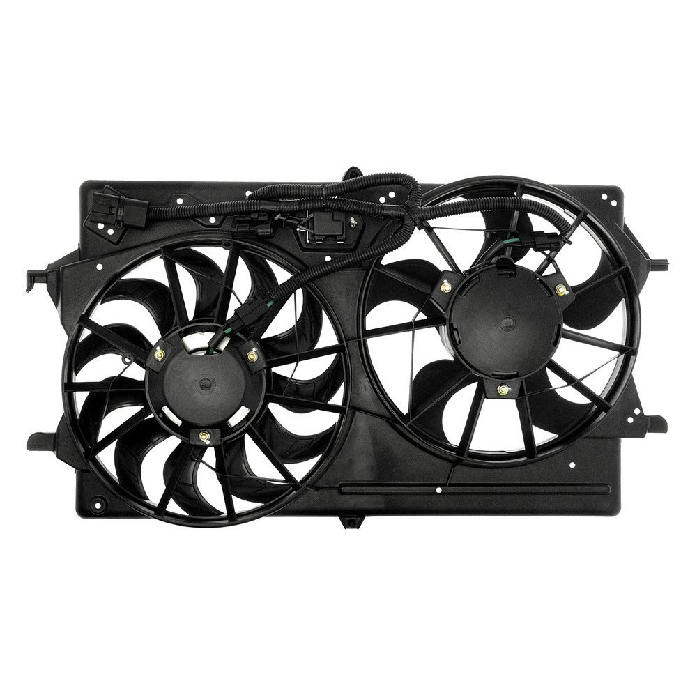 Radiator Cooling Fans : Dorman ford focus cooling fan