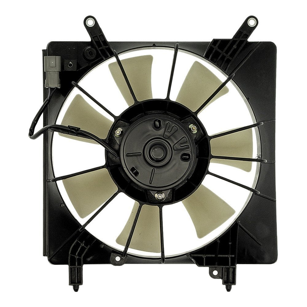 Radiator Cooling Fans : Dorman acura rsx  cooling fan