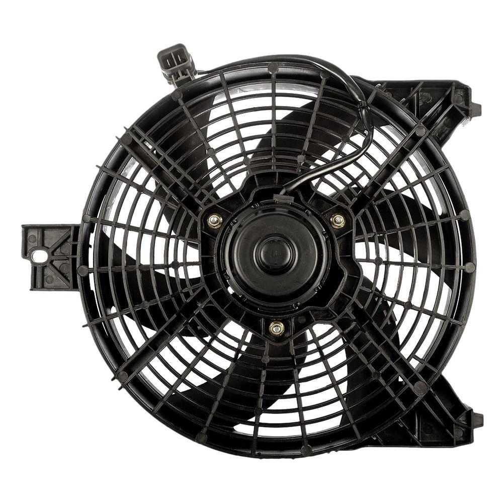 Dorman 174 620 457 A C Condenser Fan Assembly