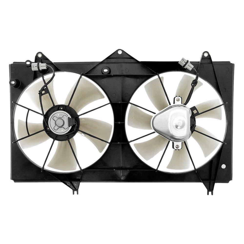 dorman toyota camry 2002 2003 cooling fan. Black Bedroom Furniture Sets. Home Design Ideas