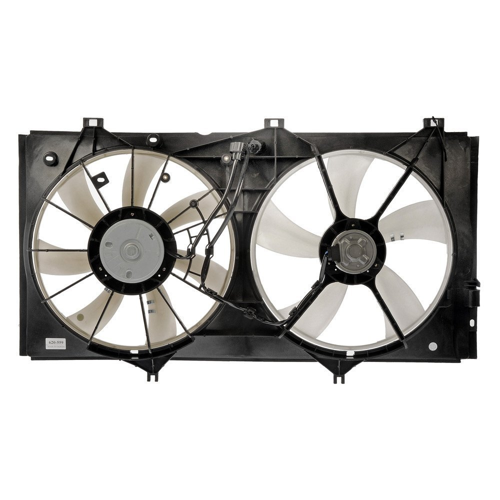 Dorman Toyota Camry 2011 Cooling Fan Assembly