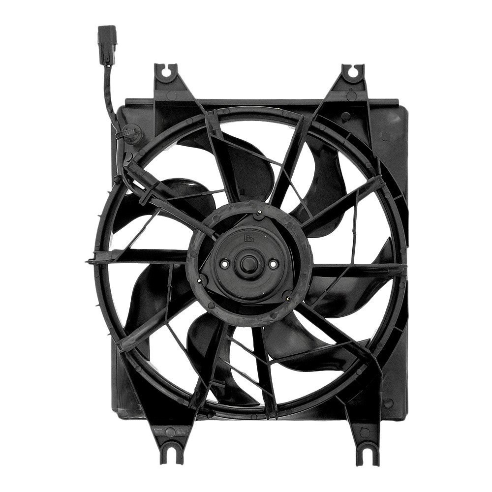 Replacement for Original (OE) Manufacturer Part # 25350 22000 Engine Cooling Fan Assembly