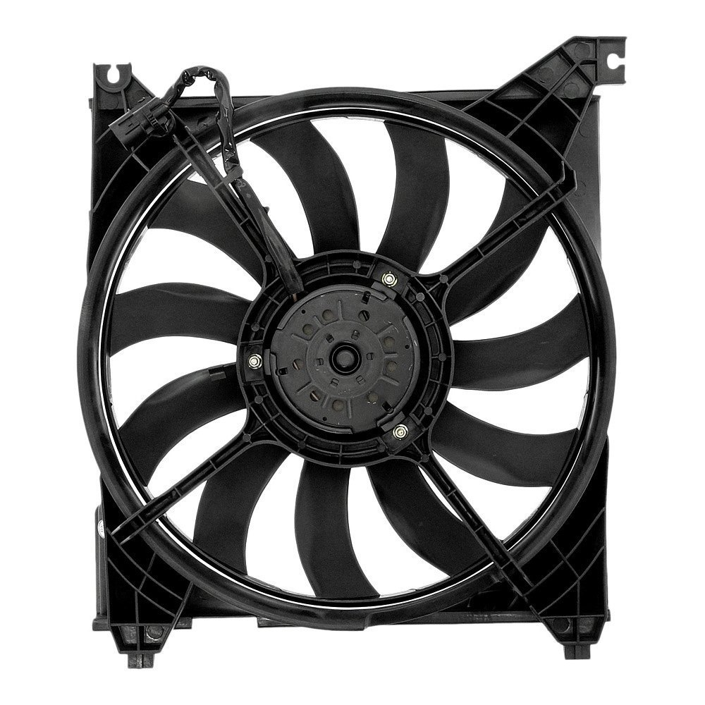 Replacement for Original (OE) Manufacturer Part # 25350 38000 Engine Cooling Fan Assembly