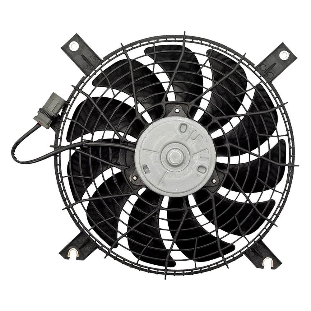 Hvac Fan Blade : Dorman suzuki vitara a c condenser fan assembly