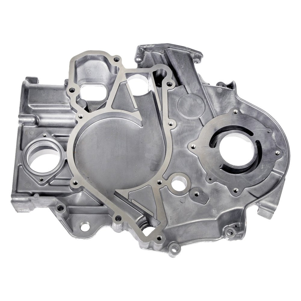 Ford Timing Chain Cover : Dorman ford f oe solutions™ timing chain cover