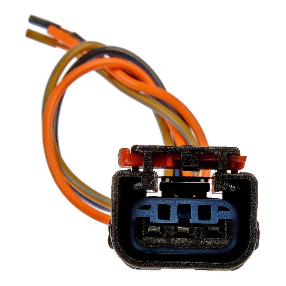 Dorman Techoice Crankshaft Position Sensor Connector Jeep Crank Wiring