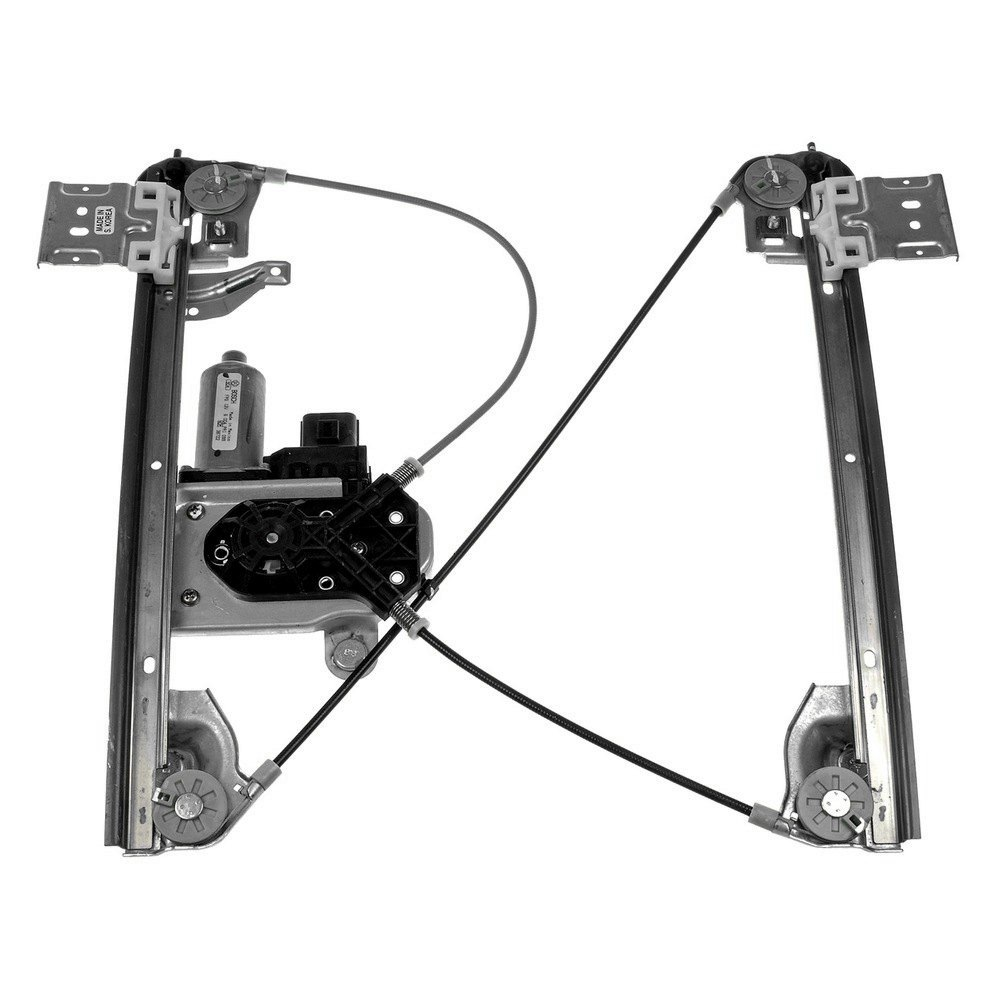 dorman 741 072 power window motor and regulator assembly
