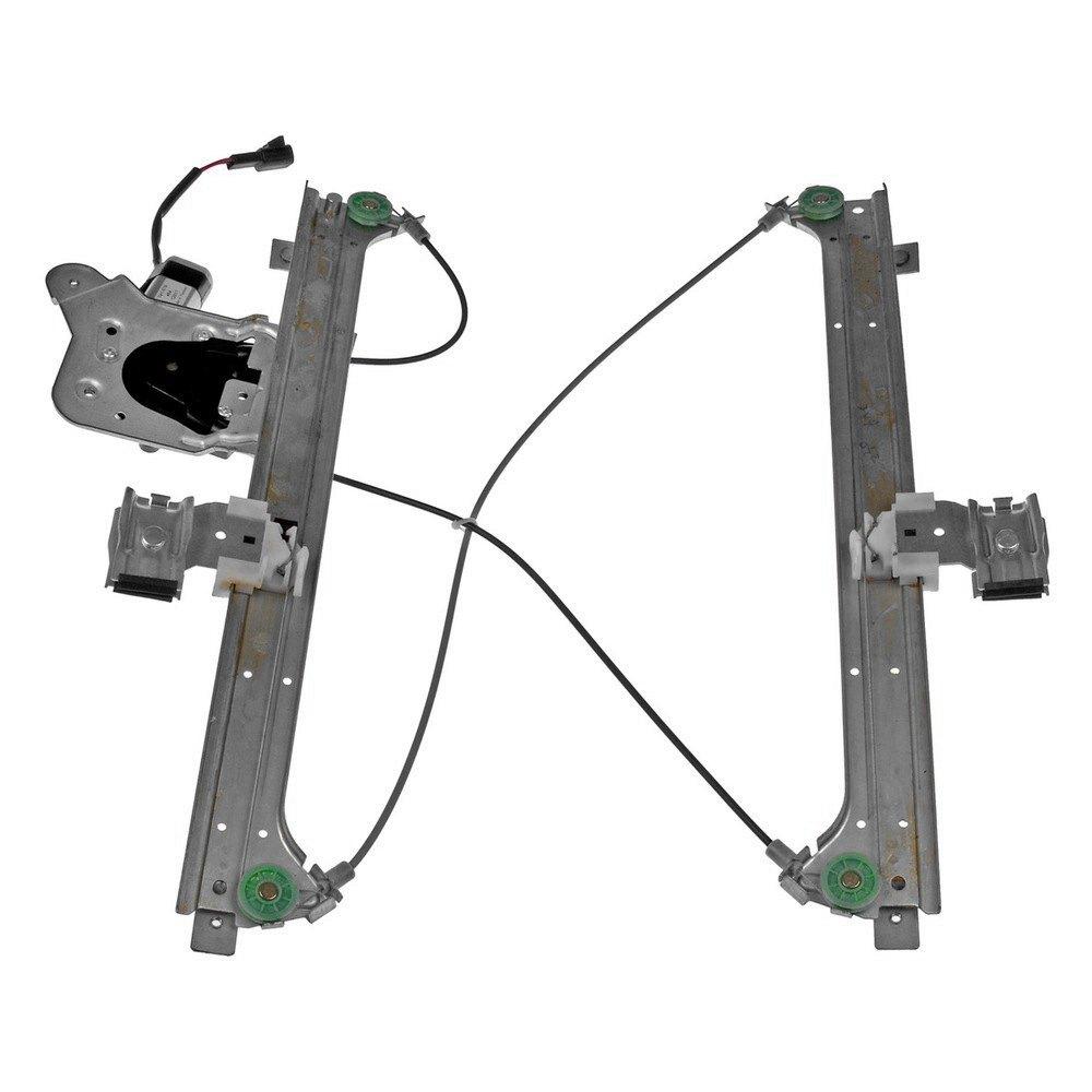 dorman gmc yukon xl denali 2001 power window regulator