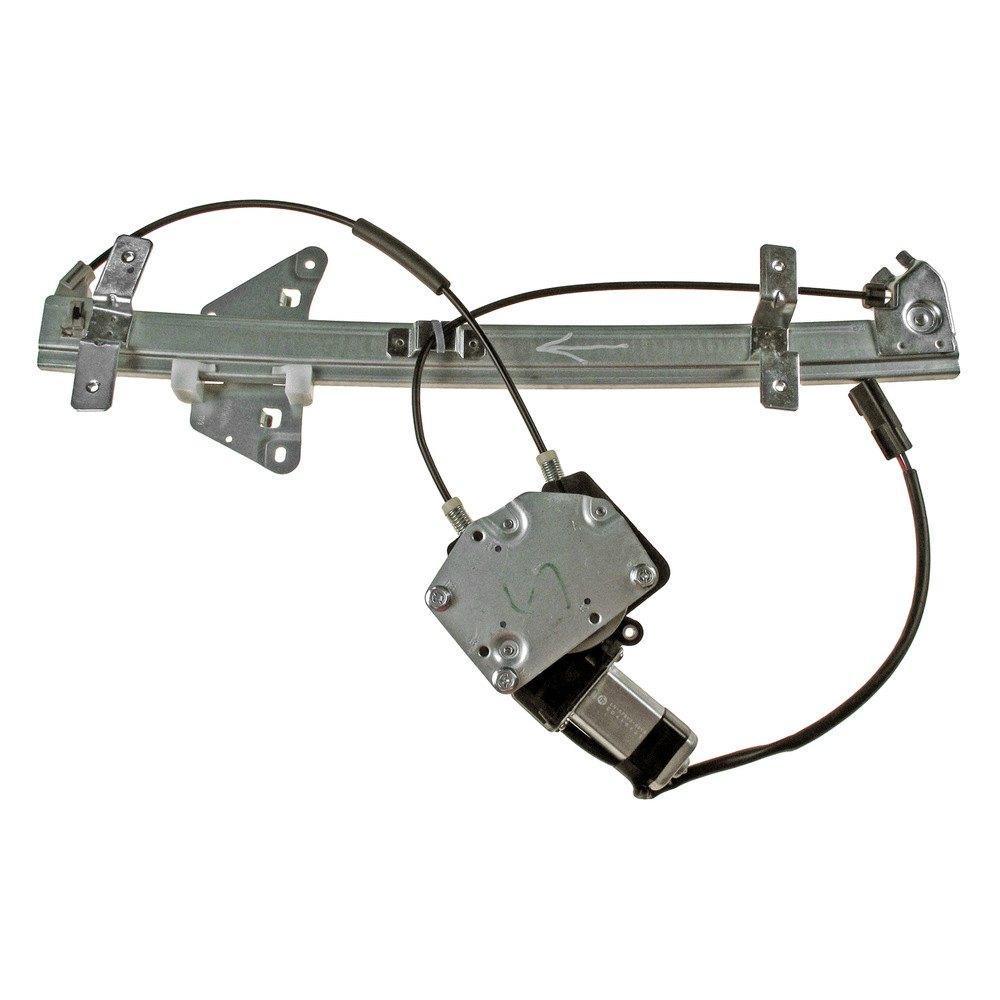 Dorman dodge durango 1998 2003 power window regulator for 2000 dodge durango window regulator