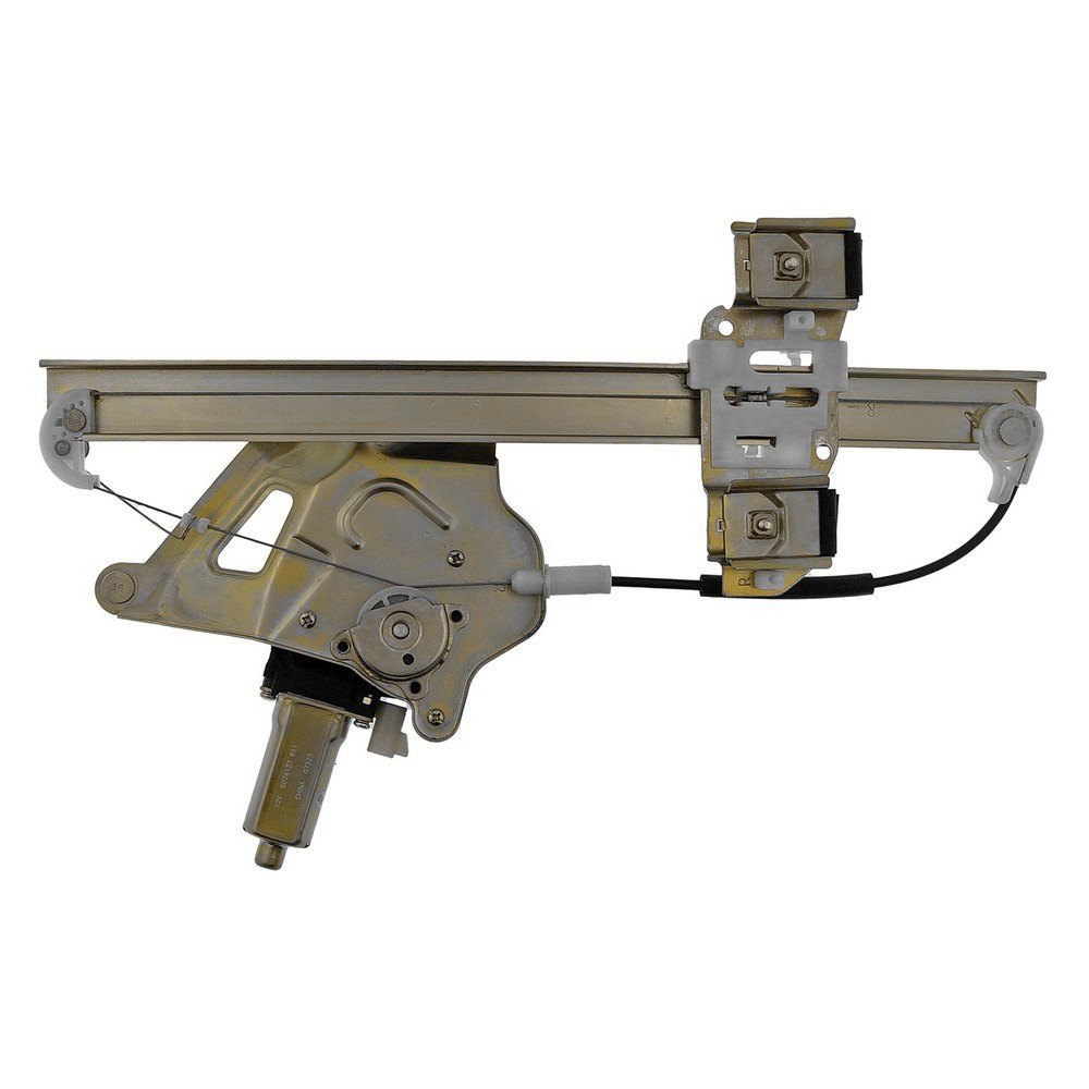 Dorman buick le sabre 2000 2005 power window regulator for Window regulator and motor assembly