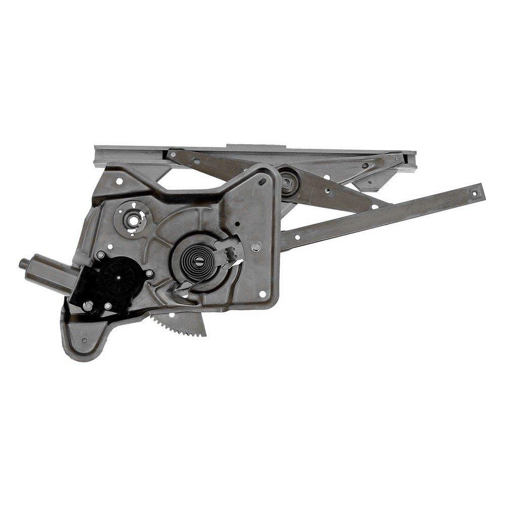 Dorman 741 880 front driver side power window regulator Window crank motor