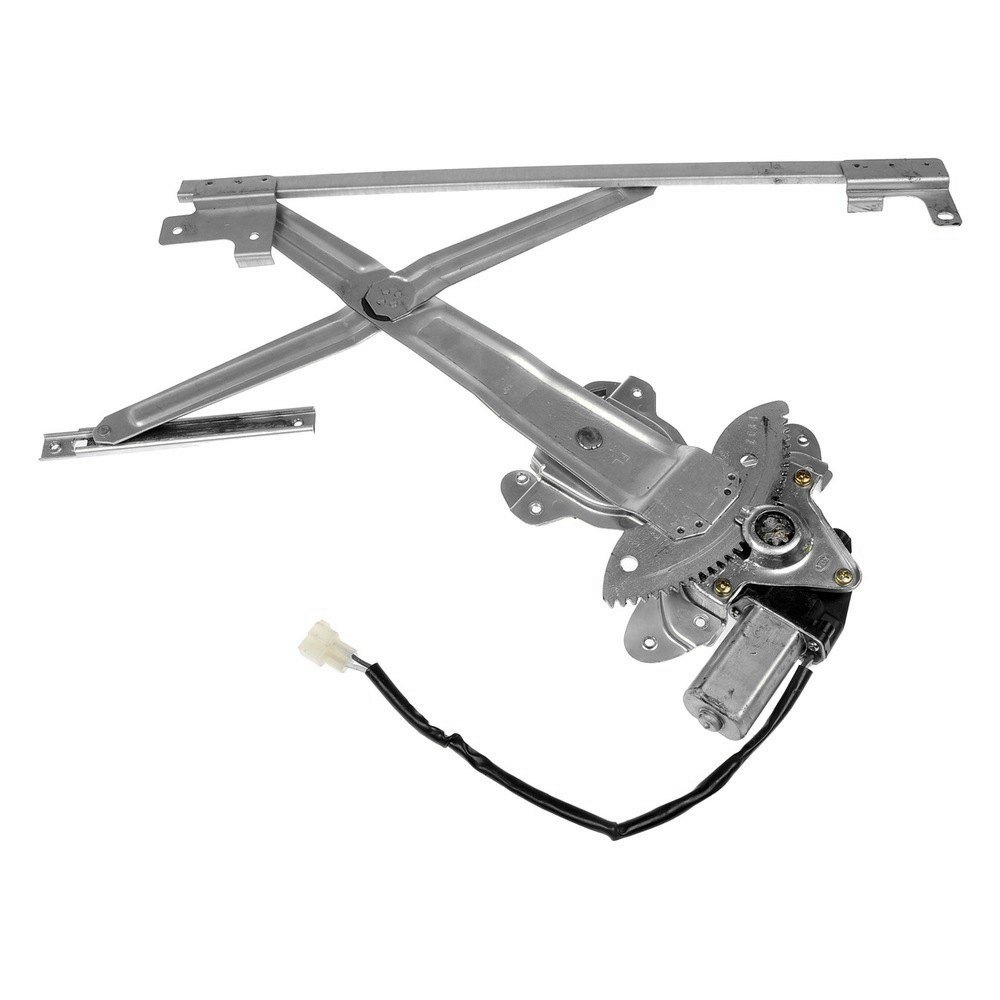 Dorman mitsubishi eclipse 1995 front power window for Window regulator and motor assembly