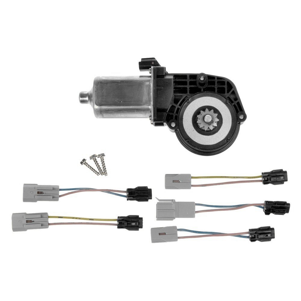 Dorman ford windstar 1995 1998 front power window motor for 2002 ford explorer window motor replacement