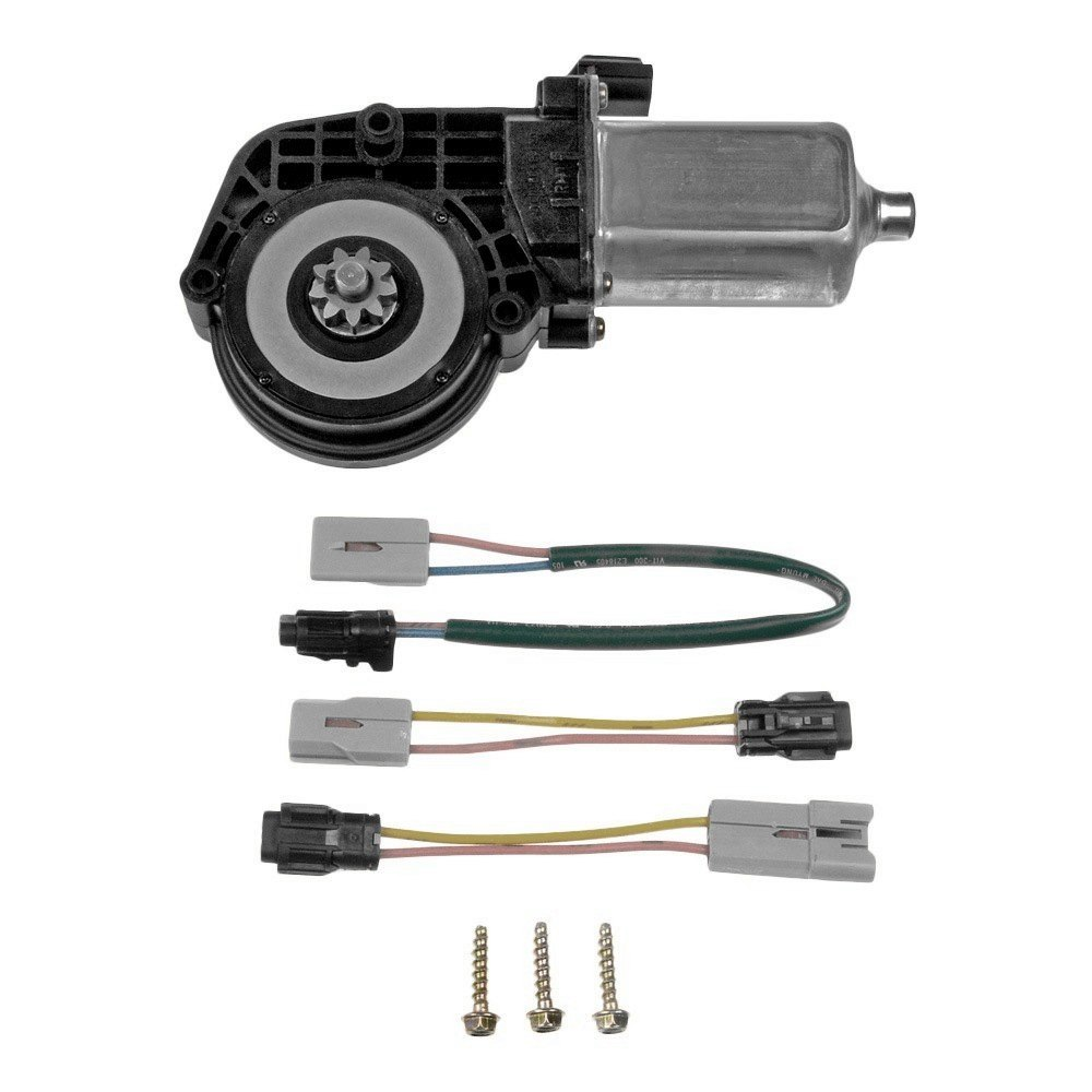 Dorman ford f 150 1999 2000 front power window motor for 2000 ford f150 power window switch