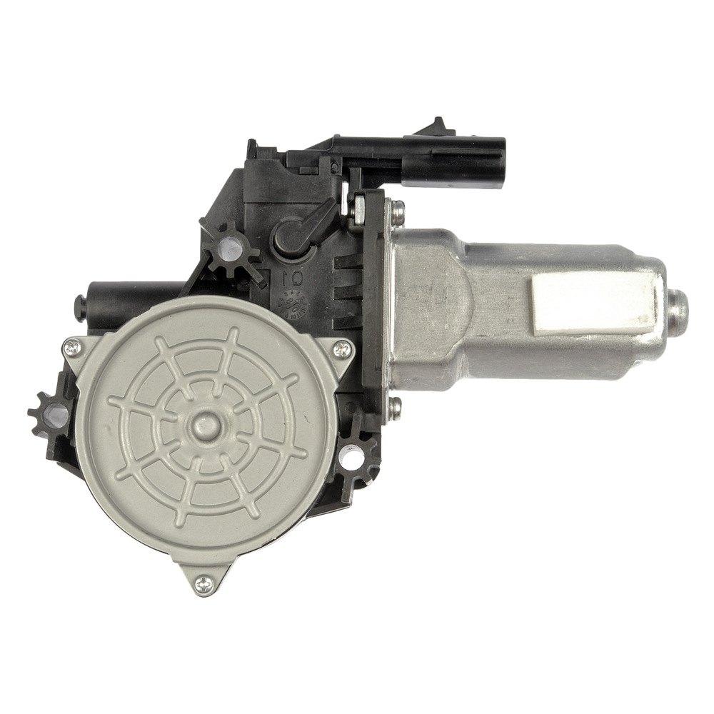 Dorman 742 309 rear passenger side power window motor ebay for Passenger side window motor