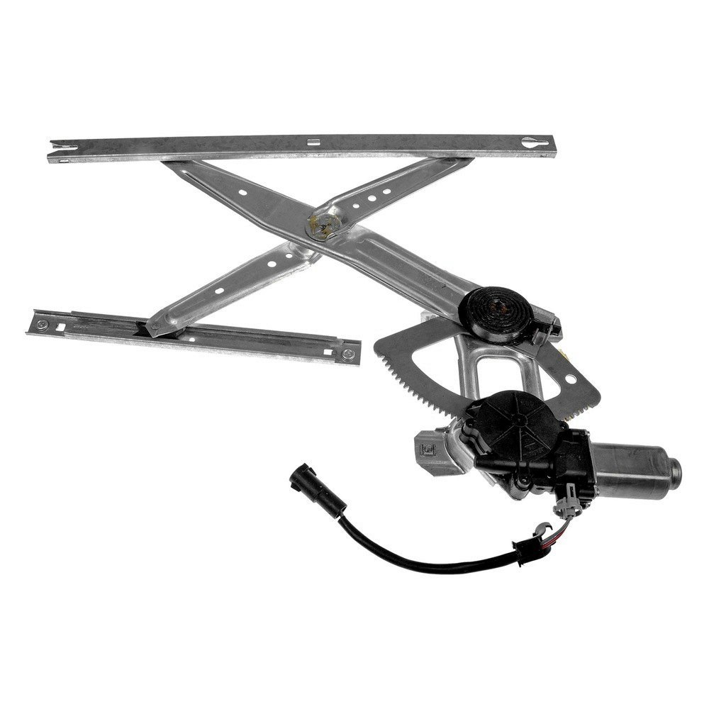 Dorman 748 062 oe solutions rear driver side power for Dorman oe solutions power window regulator and motor assembly