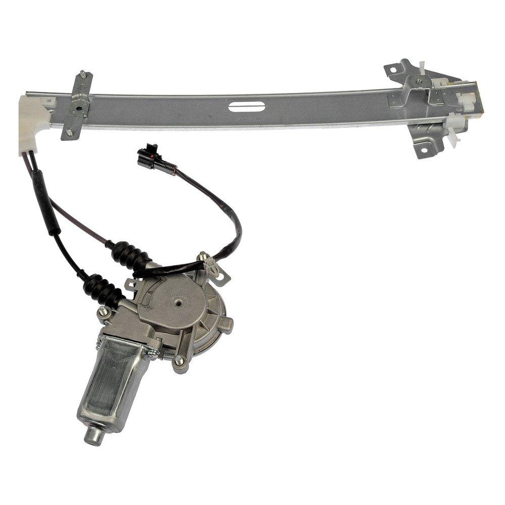Dorman kia sportage 2001 2002 power window regulator for 2001 kia sportage window motor