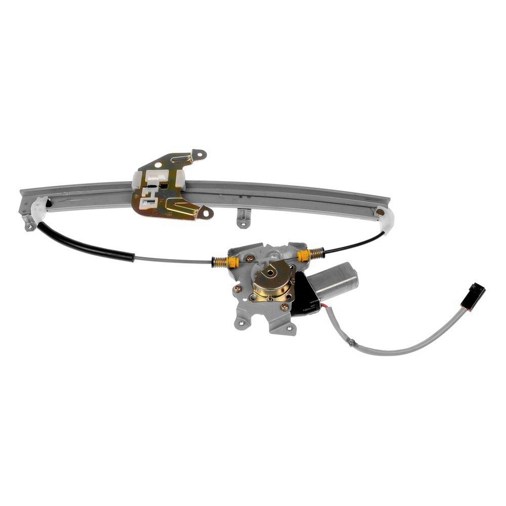 Dorman nissan pathfinder 1997 power window motor and for Window regulator and motor assembly