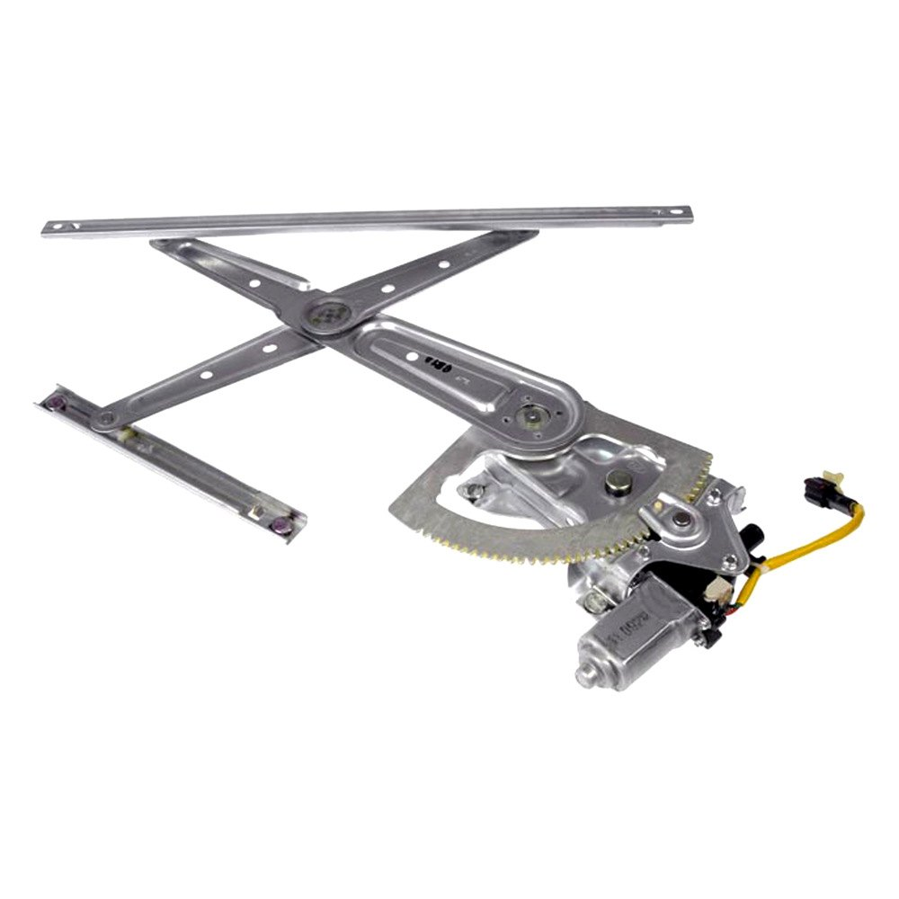 Dorman 748 942 oe solutions front driver side power for Dorman oe solutions power window regulator and motor assembly