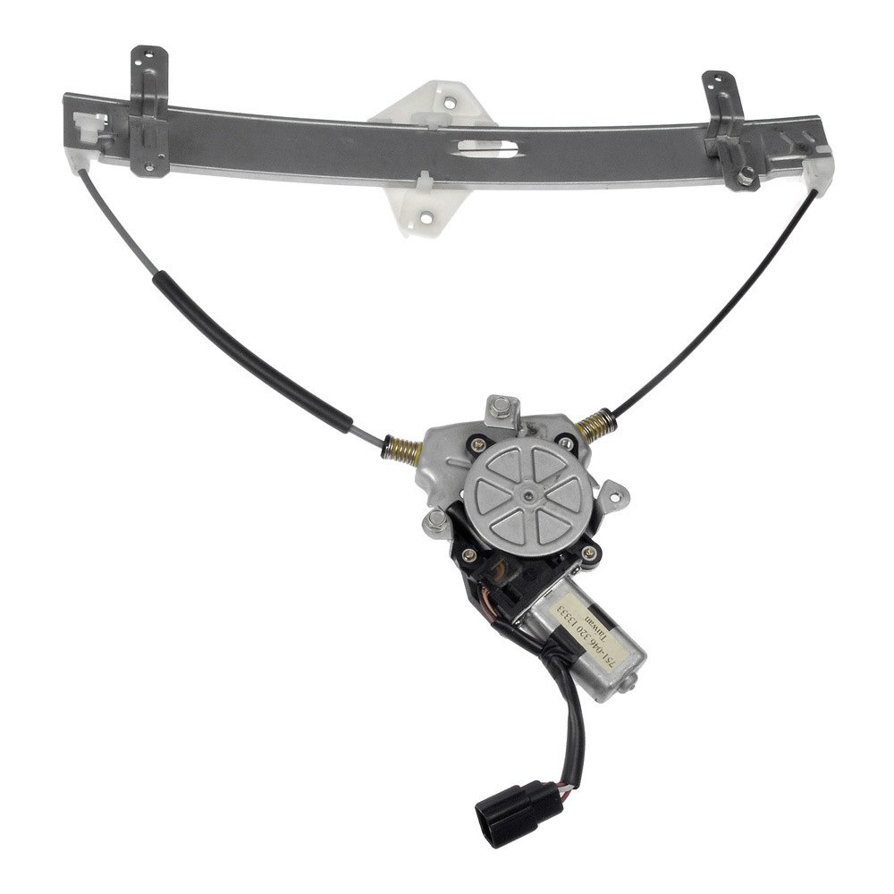 Dorman Acura Tl 2004 Oe Solutions Power Window Regulator And Jeep Liberty Wiring Front Driver Side Motor