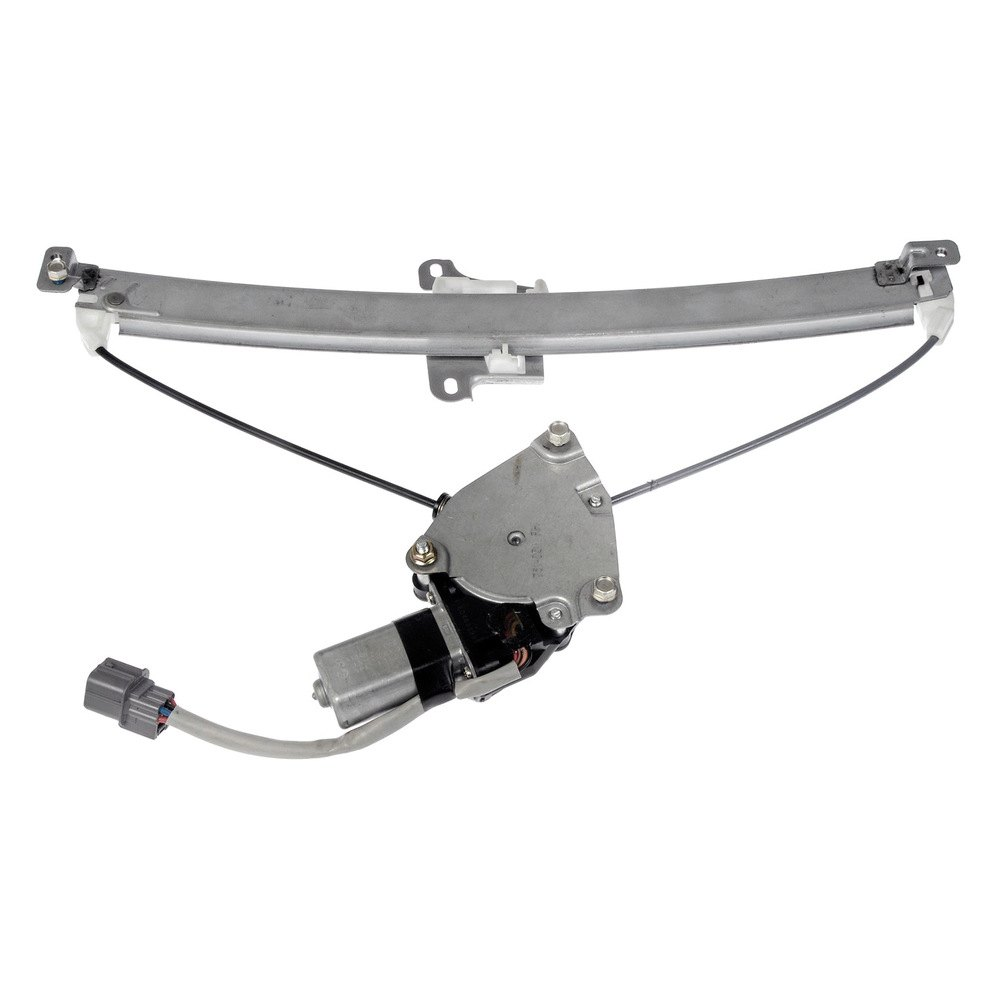 Dorman 751 052 oe solutions rear driver side power for Dorman oe solutions power window regulator and motor assembly