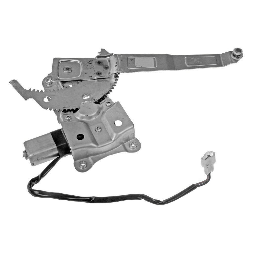 Dorman 751 178 rear driver side power window motor and for Dorman oe solutions power window regulator and motor assembly