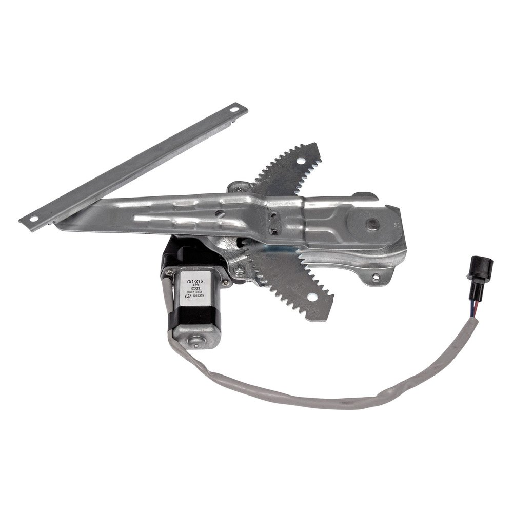 Dorman 751 216 oe solutions rear driver side power for Dorman oe solutions power window regulator and motor assembly