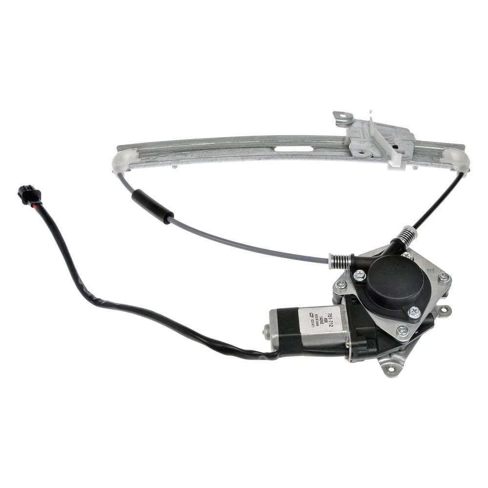 Dorman 751 712 rear driver side power window motor and for Dorman oe solutions power window regulator and motor assembly