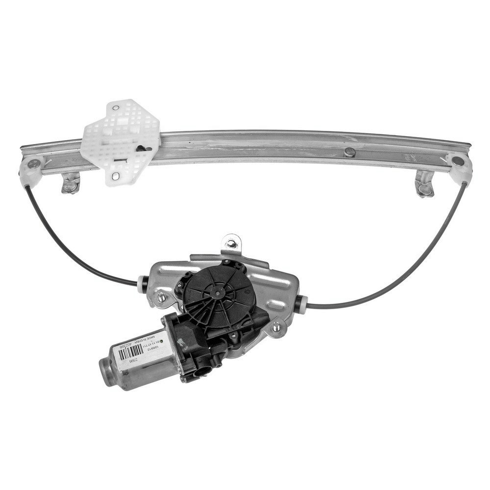 Dorman Hyundai Accent 2012 Rear Power Window Motor And
