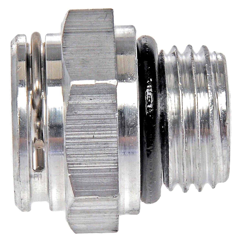 Automatic transmission cooler line connectors-3107