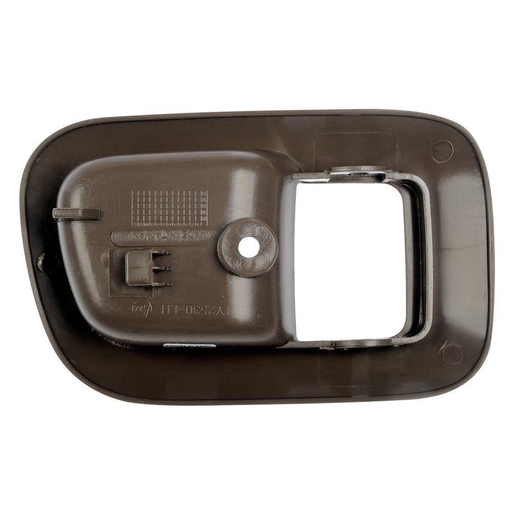 Dorman 80533 front driver side interior door handle bezel for Front driver side interior door handle