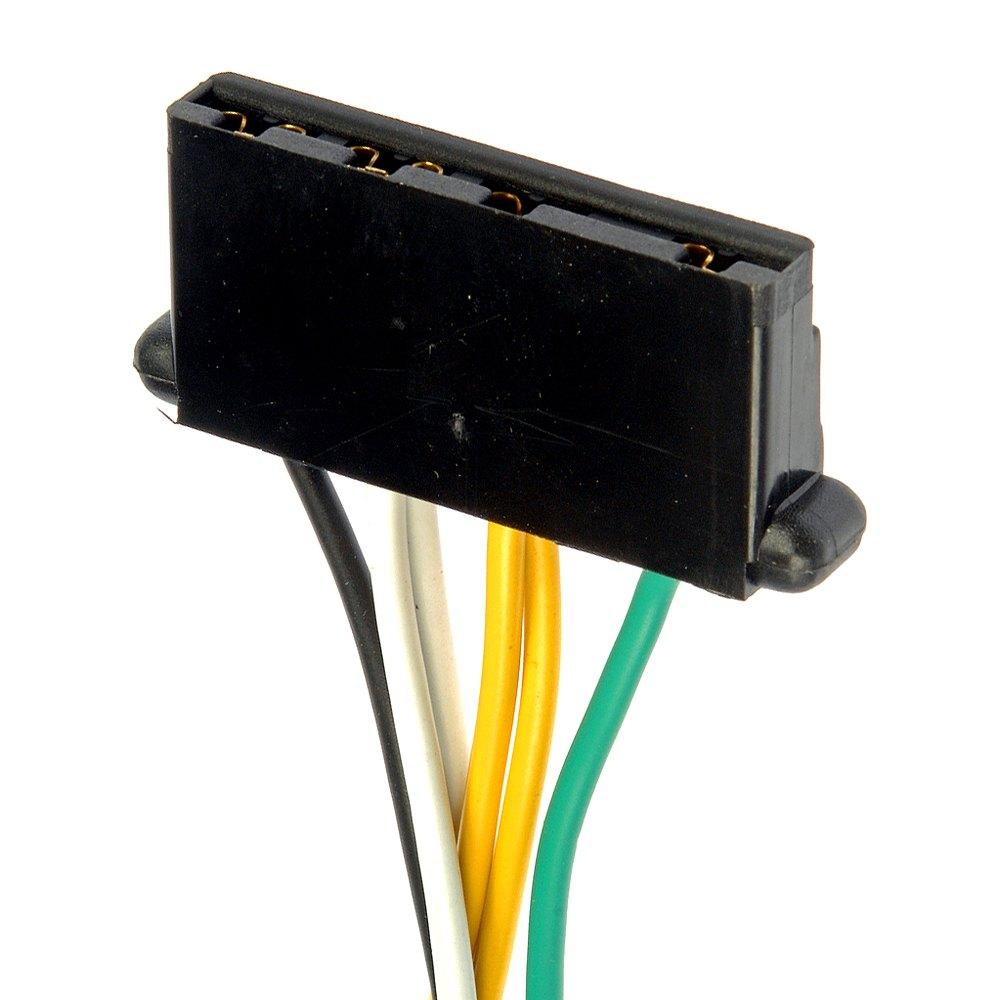 Dorman 85842 Voltage Regulator Connector Ford Alternator Wiring