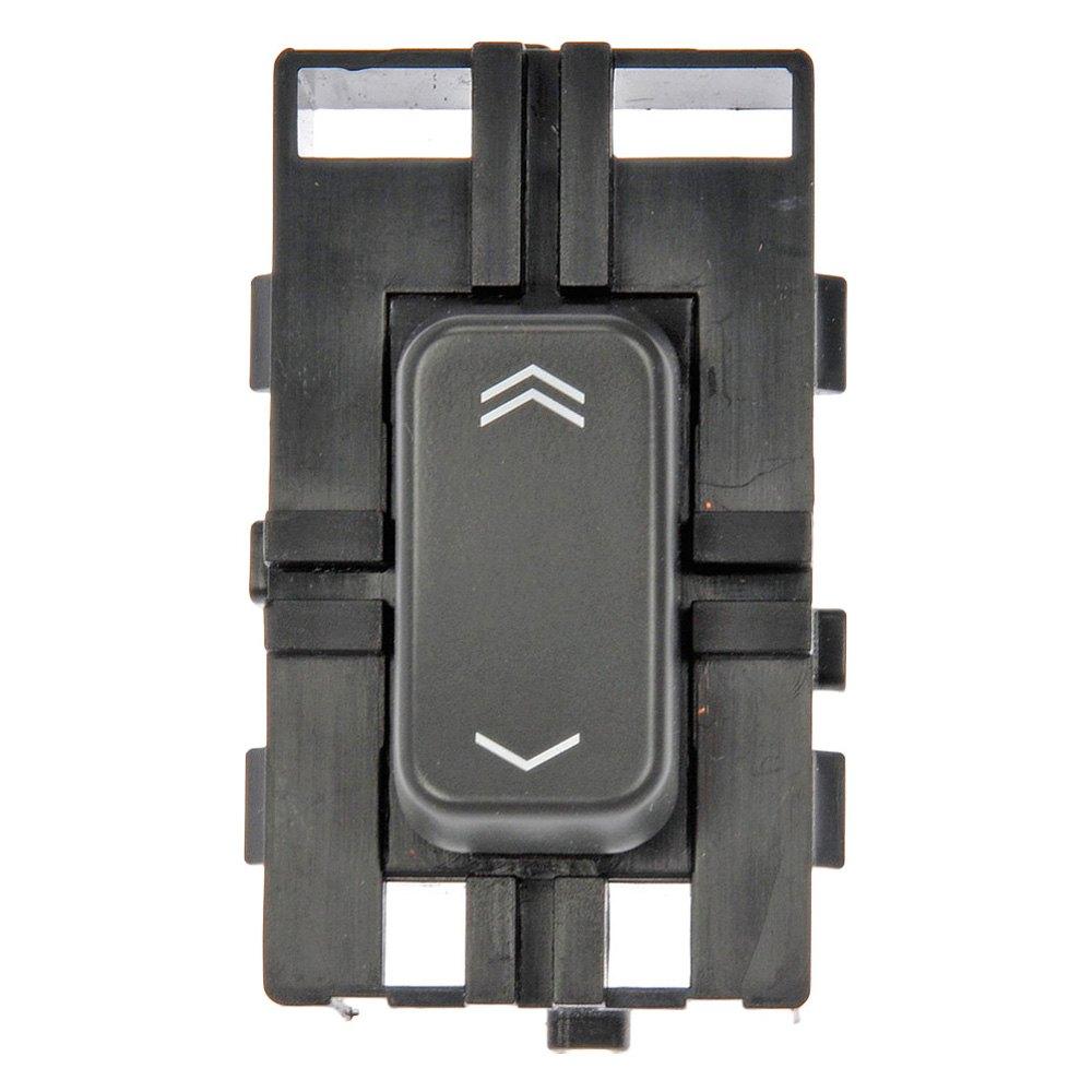 Dorman 901 190 rear driver side door window switch for Back door with side window
