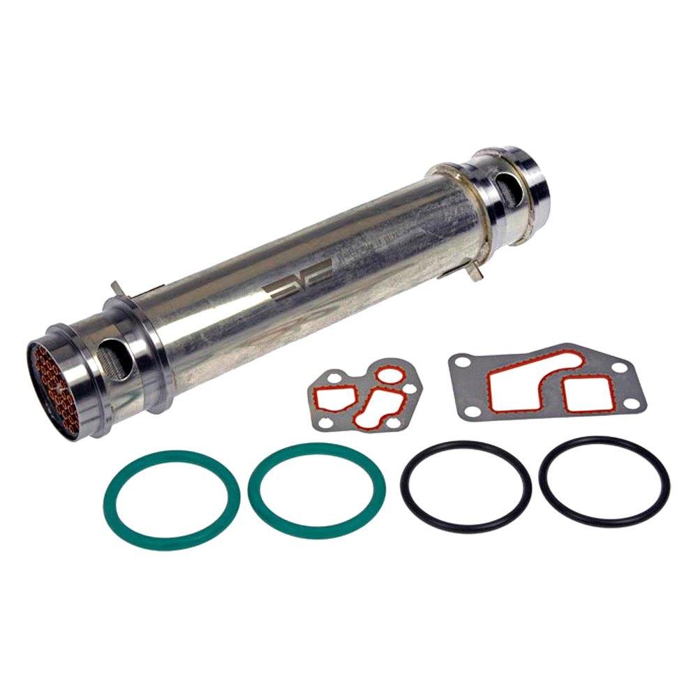 Engine Oil Cooler : Dorman engine oil cooler