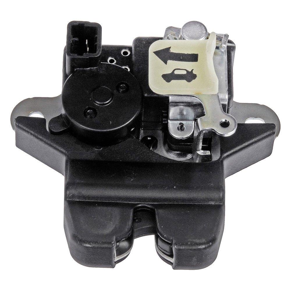 Dorman 174 937 167 Oe Solutions Trunk Lock Actuator Motor