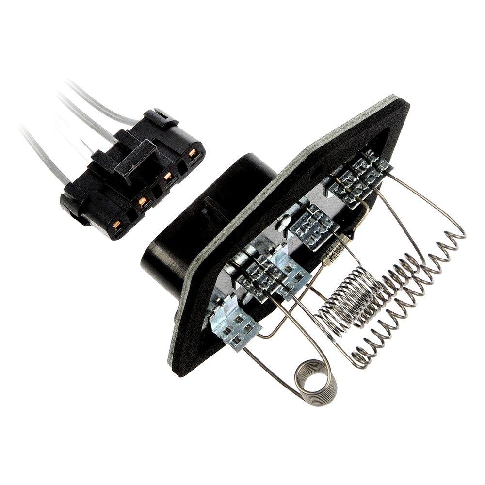 973 402 dorman hvac blower motor resistor kit ebay for Hvac blower motor resistor