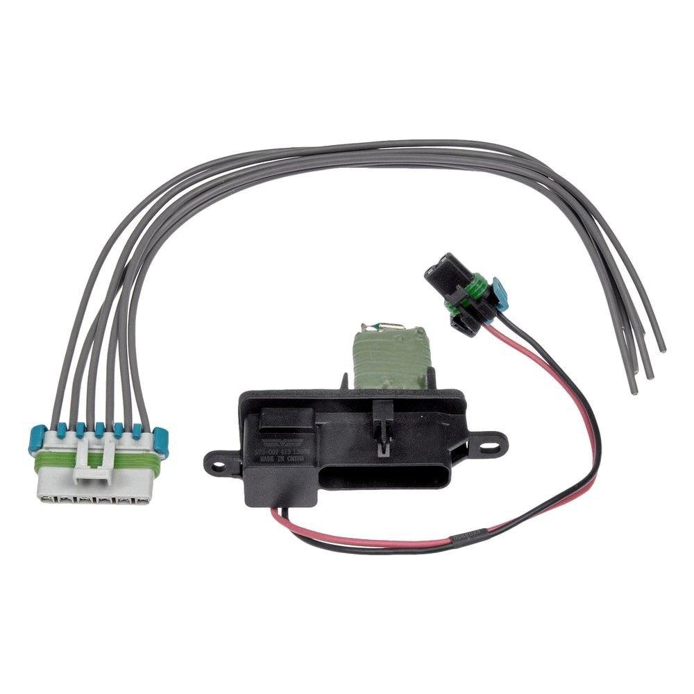 Dorman 973 407 Hvac Blower Motor Resistor Kit Ebay