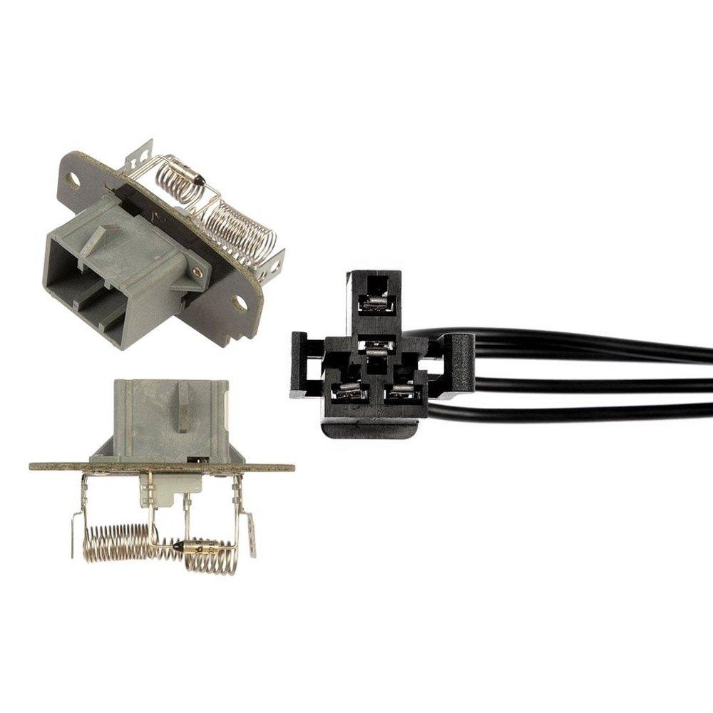 Dorman 973 411 Hvac Blower Motor Resistor Kit