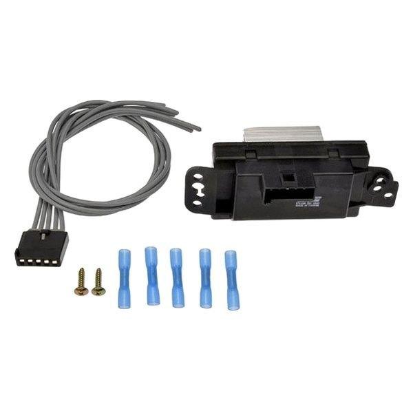 Chevy Impala Blower Motor Resistor: Chevy Trailblazer / Trailblazer EXT 2003 HVAC