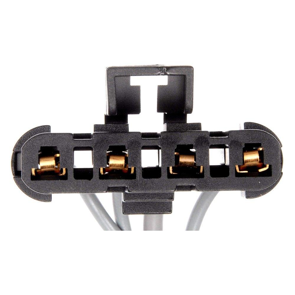 973 512 dorman hvac blower motor resistor kit ebay for Hvac blower motor resistor