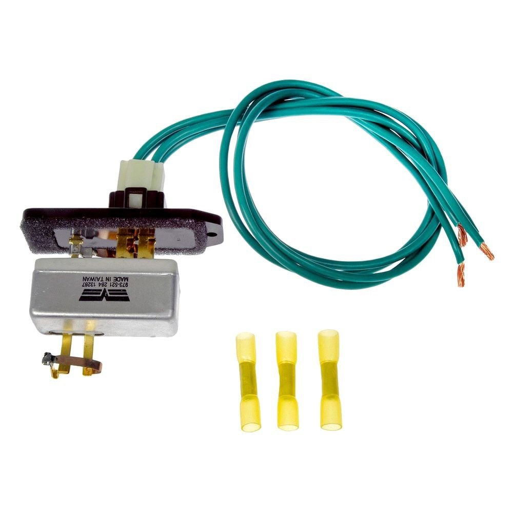 dorman dodge ram 2009 hvac blower motor resistor kit