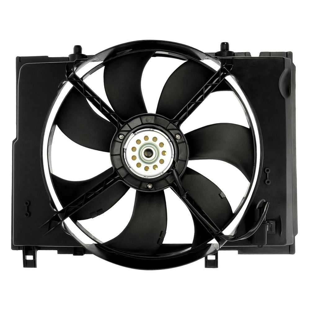 Radiator Cooling Fans : Plastic radiator fan blades free engine image