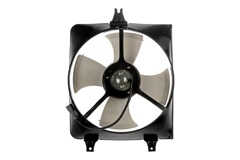ac condenser fan motor overheating