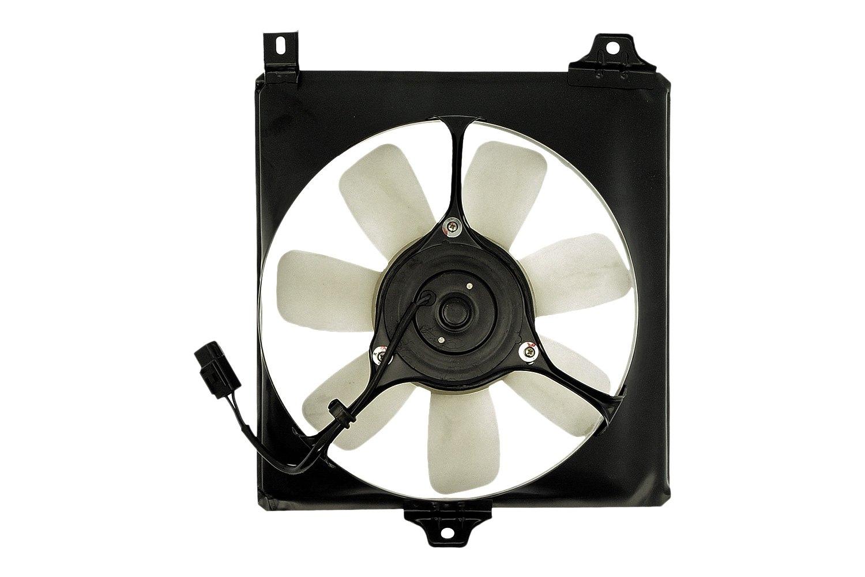 Condenser Fan Motor Overheating