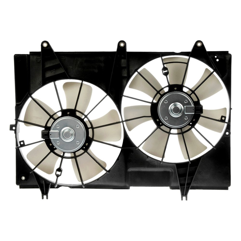 Equipment Cooling Blowers : Dorman cadillac cts  radiator fan assembly